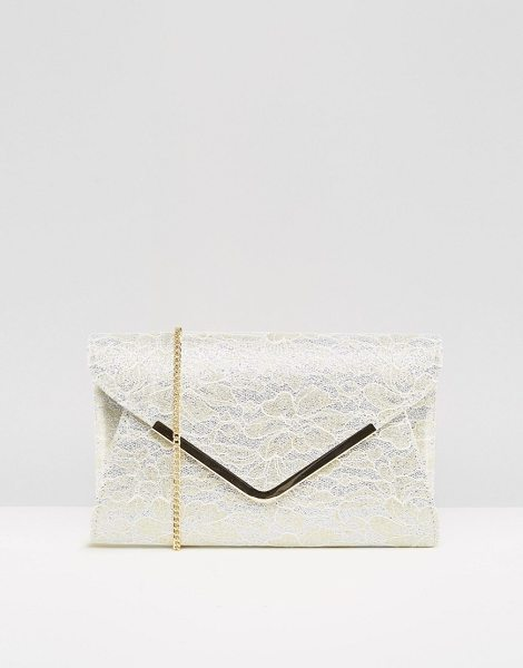 LOTUS Glitter Envelope Clutch Bag - Cart by Lotus, Faux-leather outer, Fully lined, Single...