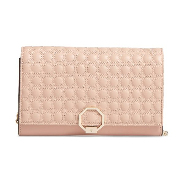 Louise et Cie celya small crossbody bag in ballet slipper
