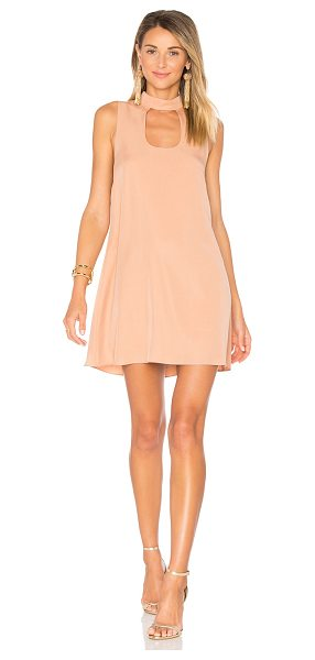 Lovers + Friends Beautiful Escape in blush - Cut out for the perfect getaway. The Beautiful Escape...
