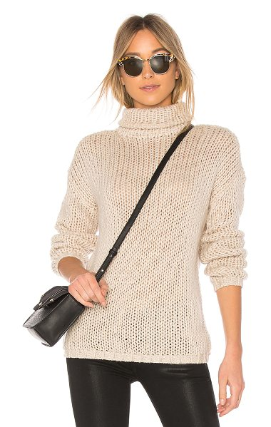 LOVERS + FRIENDS Hawken Turtleneck - Cold weather, we see you coming. Snuggle up with the...