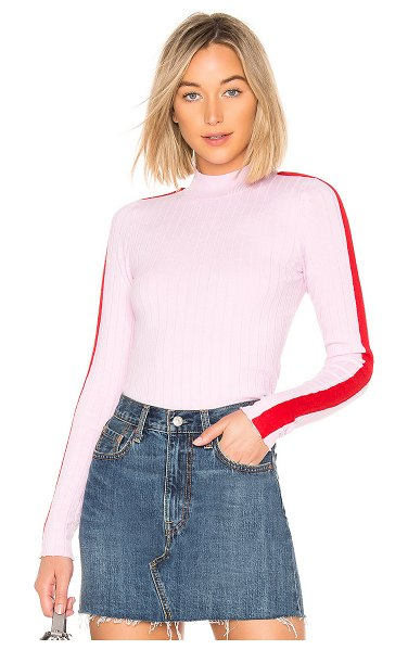 Lovers + Friends Love Sweater in pink - Play cupid in the Love Sweater by Lovers + Friends. Baby...