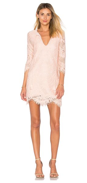 Lovers + Friends Marlie Mini Dress in coral - Exude major confidence in the Lovers + Friends Marlie...