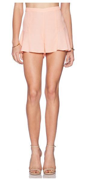 LOVERS + FRIENDS Oasis skort - Shell: 57% viscose 43% rayonLining: 97% poly 3%...
