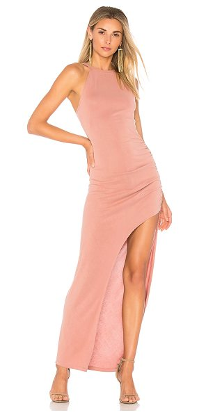 Lovers + Friends Obsessed Dress in mauve - The thirst is real. The Lovers + Friends Obsession Dress...