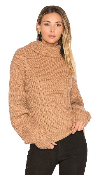 LOVERS + FRIENDS On The Road Sweater - Cozy, casual and cool. Ride into the fall with the On...