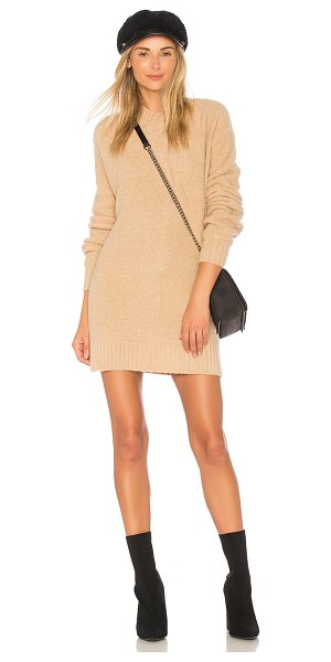LOVERS + FRIENDS Suki Sweater Dress - Crossover to the cozy side with The Suki Sweater Dress...