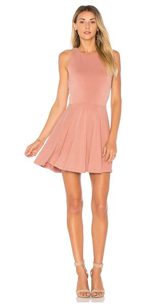 LOVERS + FRIENDS Sweet Thing Fit & Flare Dress - Get in touch with your softer, feminine side in the...