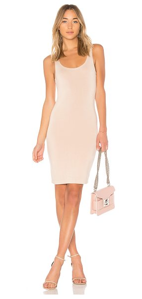 Lovers + Friends Tank Midi Dress in cream - Showcase your best assets with Lovers + Friend's Tank...