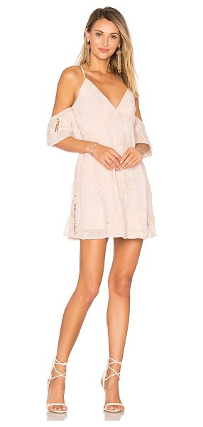 Lovers + Friends Wishful Dress in blush - Hopes, wishes, dreams and this dress. The Wishful Dress...