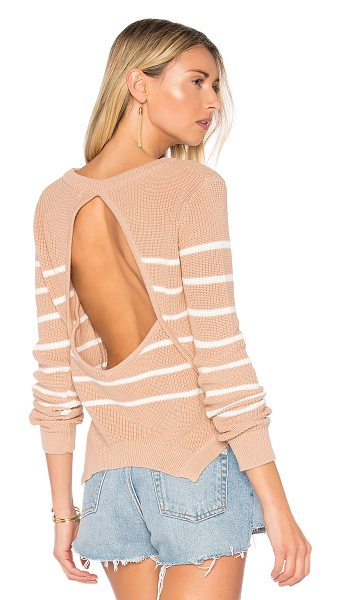 LOVERS + FRIENDS x REVOLVE Bright Sea Sweater - The Lovers + Friends Bright Sea Sweater is the neutral...