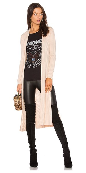 Lovers + Friends x REVOLVE Davenport Cardigan in beige - Elevate your everyday rotation with the Lovers + Friends...