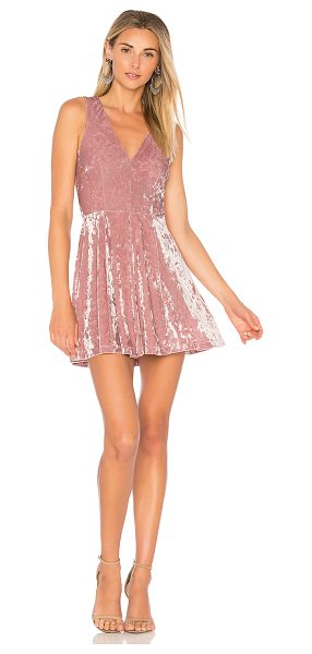 Lovers + Friends X REVOLVE Geneva Dress in pink - Keep everyone guessing in the Geneva Dress by Lovers +...