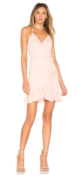 LOVERS + FRIENDS x REVOLVE Gigi Wrap Dress - Feeling a bit on the girlish side. The Gigi Dress...