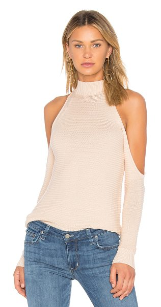 LOVERS + FRIENDS x REVOLVE Logan Sweater - 95% viscose 5% nylon. Shoulder cut-outs. Knit fabric....