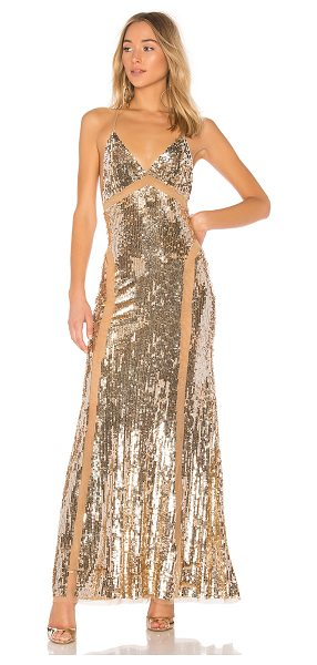 LOVERS + FRIENDS x REVOLVE Loyal Gown - Shimmer and shine your way to ultimate style stardom in...