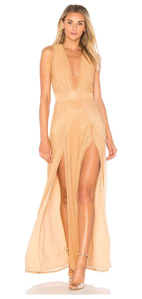 Lovers + Friends Naomi Gown in pink - Strut your stuff like the supermodel you are. The...