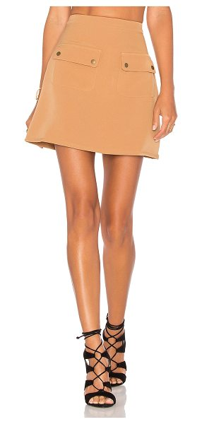 "LOVERS + FRIENDS x REVOLVE Sienna Skirt - ""Step up your skirt game. The Lovers + Friends Sienna..."