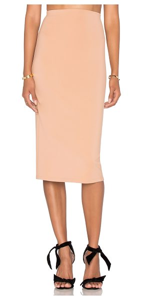 "LPA Skirt 29 in beige - ""Anything but basic? That would be this high-waisted..."