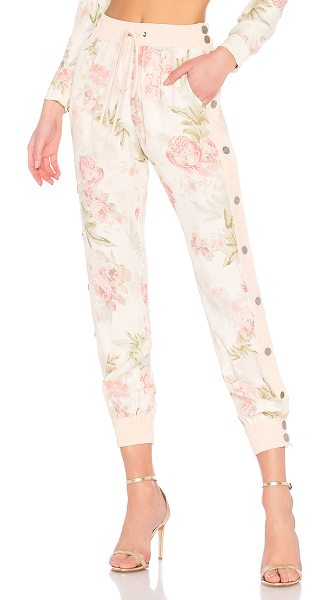 LPA Pant 552 in nude - Self: 100% rayonLining: 100% poly. Hand wash cold....