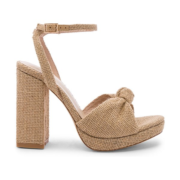LPA alessia platform in natural