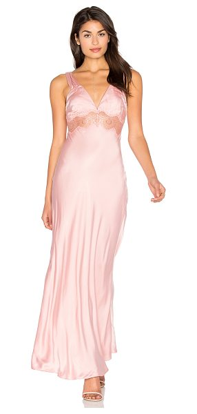 LPA Dress 66 in blush - Dress 66 looks and feels seductive with a breath of...