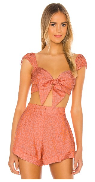 LPA pia top in sorbet leo