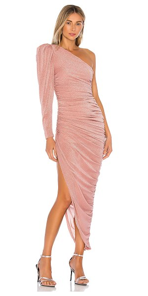 LPA roksana dress in blush