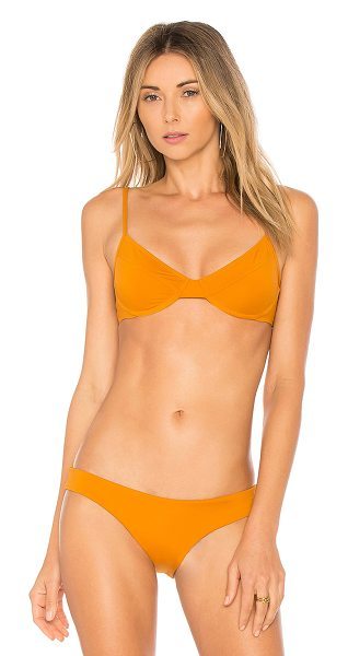 L*SPACE L*SPACE Missy Top - Nylon blend. Hand wash cold. Adjustable shoulder straps....
