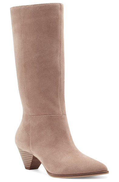 Lucky Brand fukko boot in brown