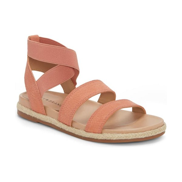 Lucky Brand dilane espadrille sandal in pink