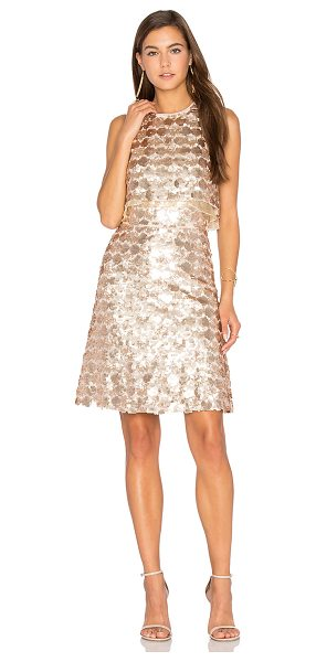 LUMIER Light Up Dress - Nylon blend. Hand wash cold. Fully lined. Sequined...