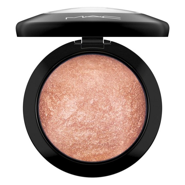 MAC Cosmetics mac mineralize skinfinish powder highlighter in cheeky bronze