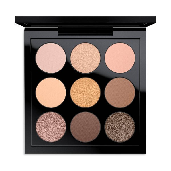 MAC eye shadow palette in amber - $53 VALUE WHAT IT IS This well-edited palette features a...