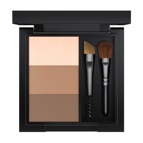 MAC great brows all-in-one brow kit in taupe - What it is: An all-in-one kit containing all the...
