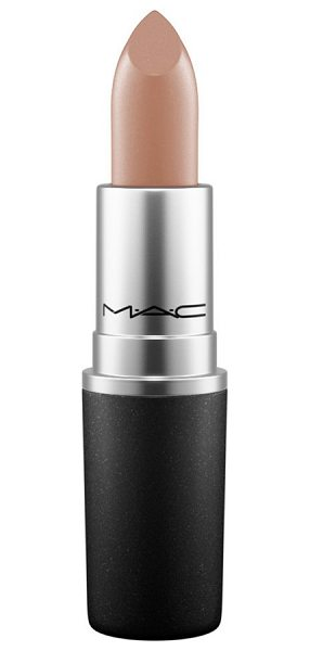 MAC Lipstick in fresh brew (l)