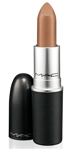 MAC Lipstick - Color plus texture for the lips. Stands out on the...