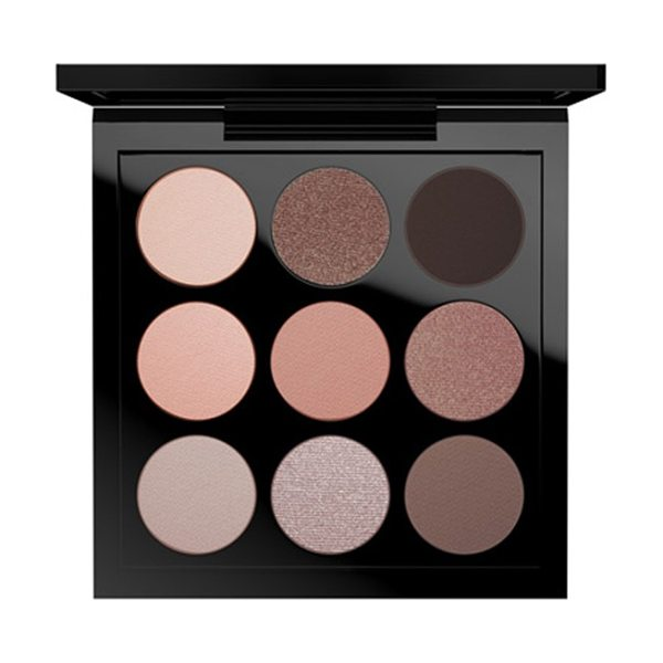 MAC Nificent me eyeshadow palette in macnificent me! - A well-edited pocket-sized eyeshadow palette features a...