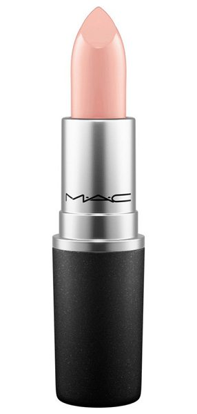 MAC nude lipstick in creme d'nude (c) - What it is: A lipstick formulated to shade, define and...