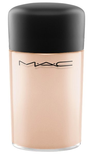 MAC pigment in naked (m) - What it is: A highly concentrated loose color powder...