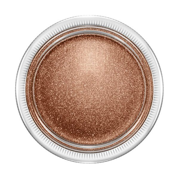 MAC Soft serve eyeshadow in softened up