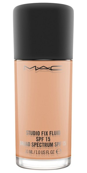 MAC Cosmetics mac studio fix fluid foundation spf 15 in nw33 medium warm beige rosy
