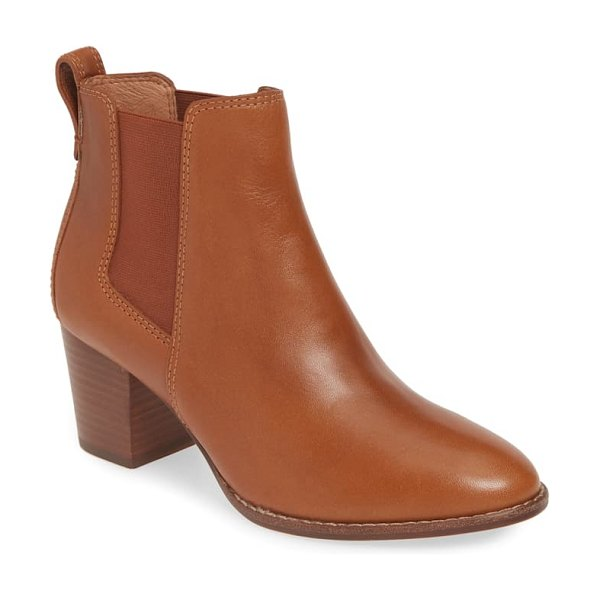 Madewell the regan boot in brown
