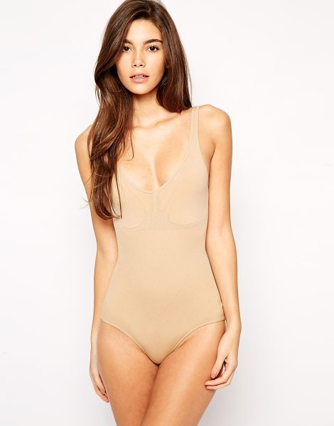 Magic Slim Bodysuit in beige