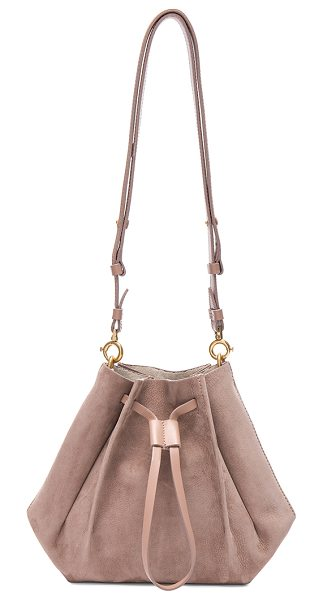 MAISON MARGIELA Bucket Bag in beige