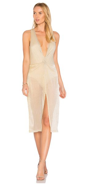 MAJORELLE Copacabana Dress - Take the step from cabana to beach-view date night with...