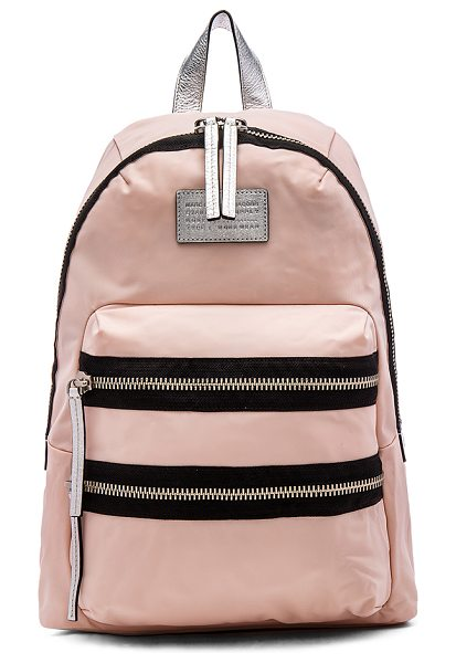 Marc by Marc Jacobs Domo arigato packrat backpack in blush