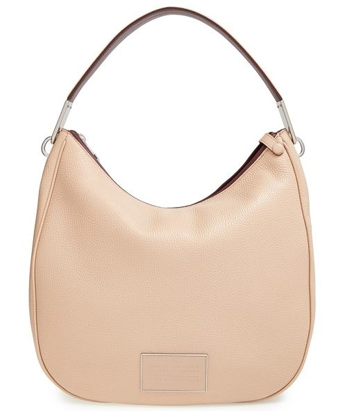 Marc by Marc Jacobs Ligero hobo bag in cameo nude multi