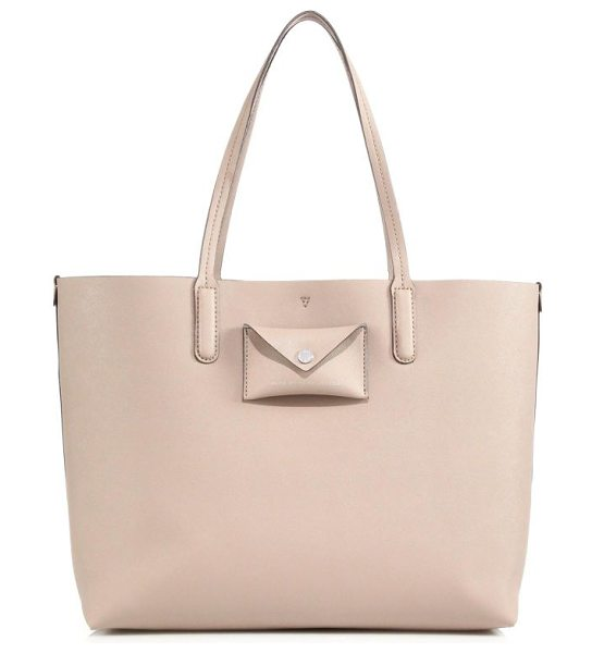 Marc by Marc Jacobs Metropolitote saffiano leather tote in taupe - Spacious and beautifully crafted, this classic...