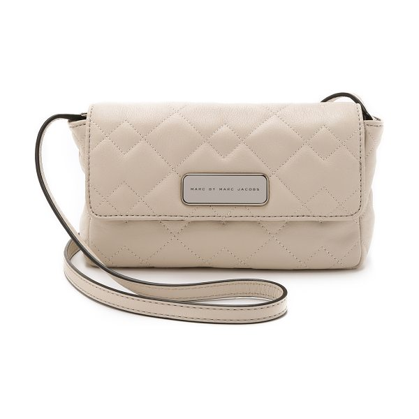 Marc by Marc Jacobs Sophisticato crosby quilt julie bag in tumbleweed beige