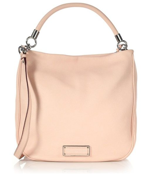 Marc by Marc Jacobs Too hot to handle hobo bag in tropicalpeach - Incredibly roomy carryall crafted from sumptuously...